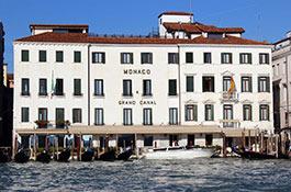 Monaco & Grand Canal Hotel for weddings in Venice