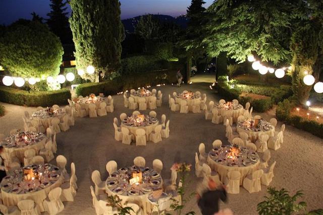 Tuscany Fairytale wedding