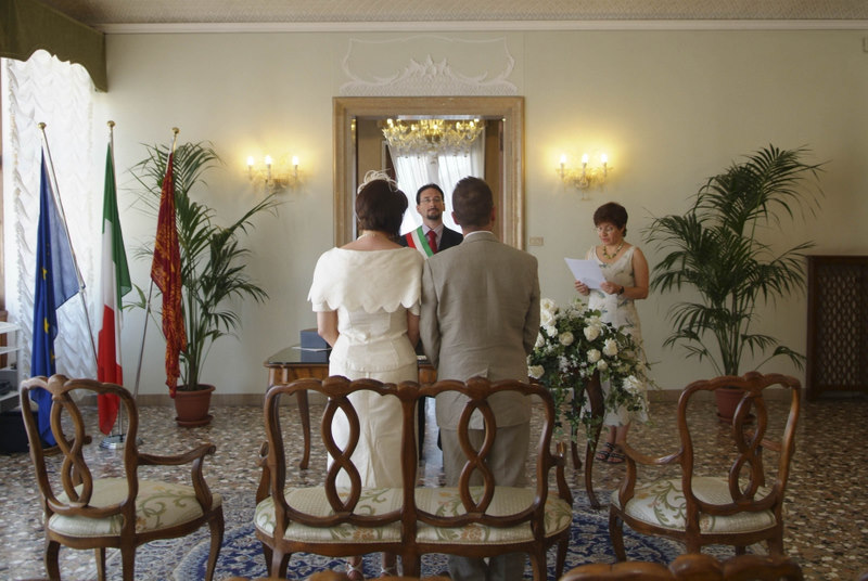 ceremonies venice civil wedding ceremony legal residents