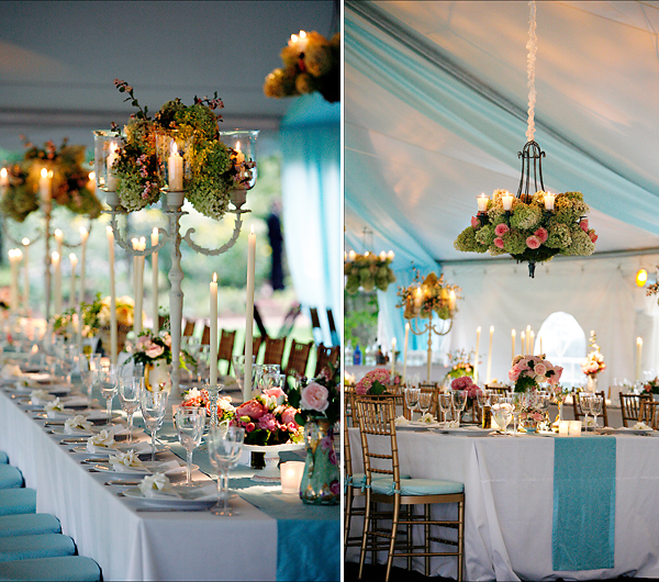 Wedding Table Decorations: Decorate Your Wedding Reception In Italy: Stylish Floral