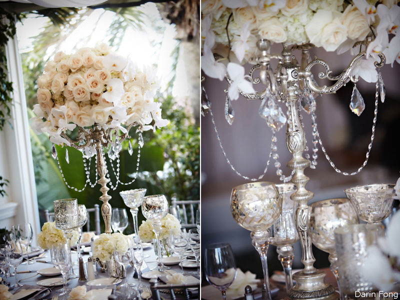 Lighting Decor For Luxury Weddings In Italy