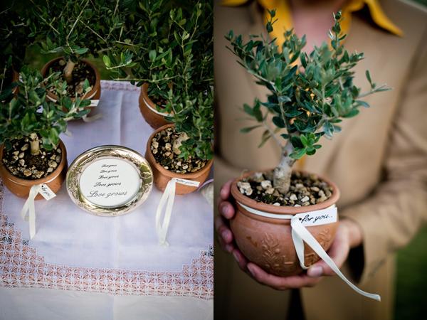 Italian Wedding Favors Ideas