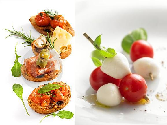 Italian Wedding Banquets Traditional Food At