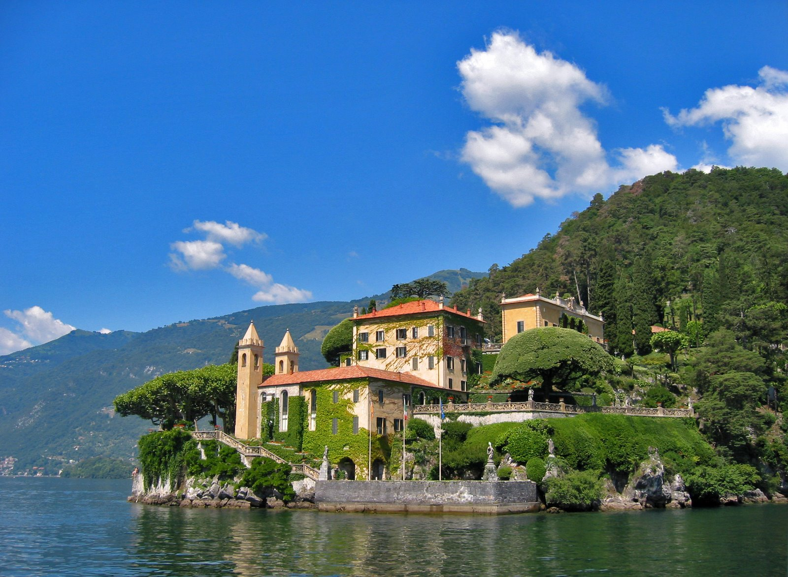 Villa del balbianello wedding in lake como exclusive for My villa