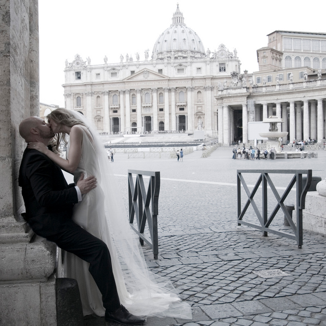 Religious Wedding Ceremony In Rome Or Venice Packages