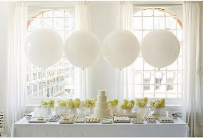 Balloon decorations for your wedding in Italy | Exclusive Italy