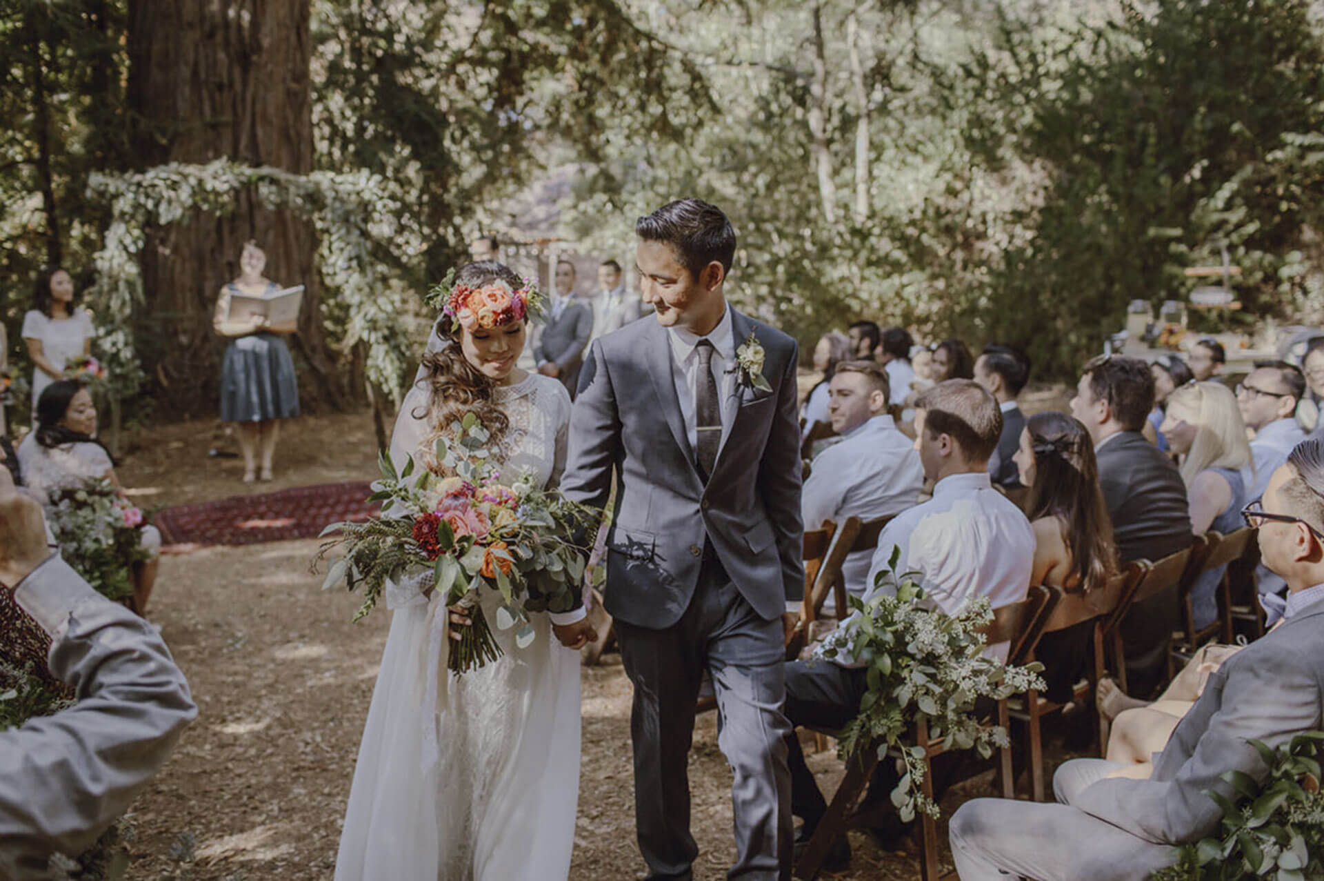 Bohemian weddings images galleries for Where to take wedding photos