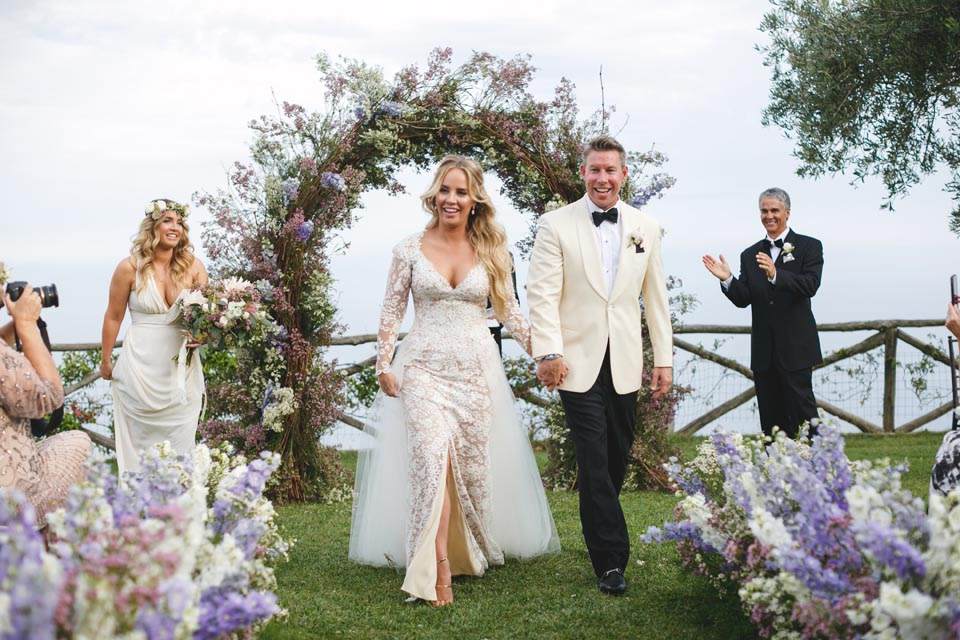 Ravello Wedding In An Elegant Villa