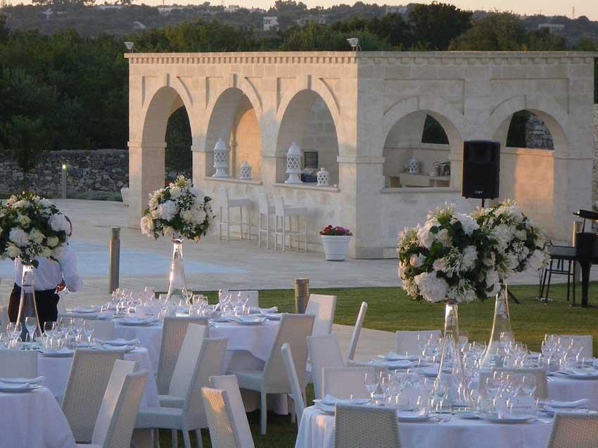 6 masserias for weddings in puglia italy exclusive