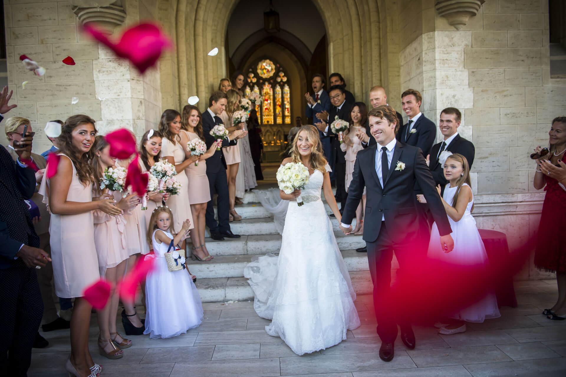 The Italian Villa Gallery Multi Award Winning Wedding: Florence Wedding In An Elegant Villa On The Tuscan Hills
