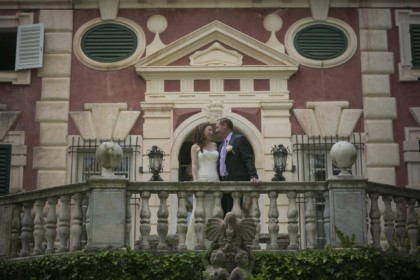 Destination Wedding on the Italian Riviera