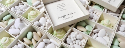 Traditional sugared almonds - Italian Wedding Favors
