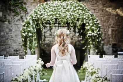 Jewish Wedding in Vincigliata Castle