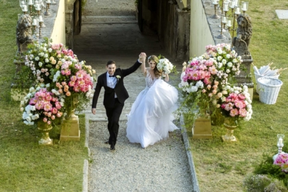Wedding at Villa di Maiano