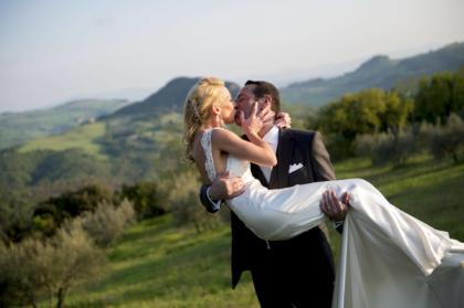 Tuscany Wedding in Villa Ulignano