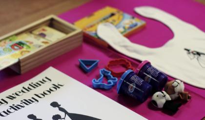 Wedding Activities for Children